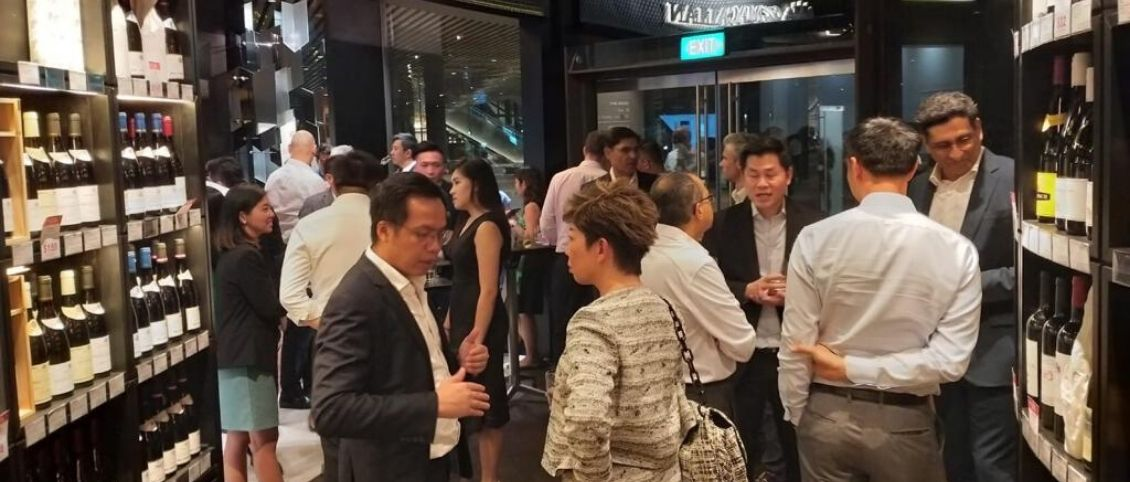 31 October JDX Wealth Management Networking Night